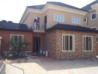 Brand New, Luxuriously Finished And Spacious 4 Bedroom Detached House With Boys Quarters, Lekki Phase 1, Lekki, Lagos, 4 Bedroom, 5 Toilets, 4 Baths House For Sale