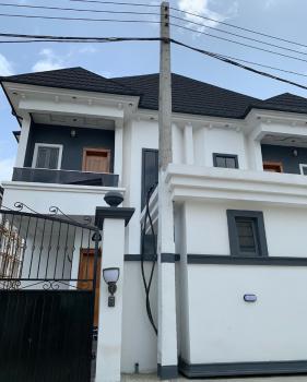 Clean 4 Bedroom Semi Detached Duplex, Osapa, Lekki, Lagos, Semi-detached Duplex for Sale