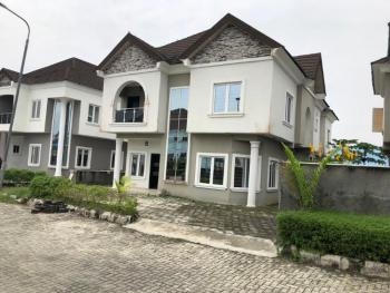 Luxury 4 Bedroom Fully Detached Duplex  with Bq Has a C of O, Royal Palm Estate  Monastery Road By Shoprite Sangotedo Ajah Lekki/ Ex, Sangotedo, Ajah, Lagos, House for Sale