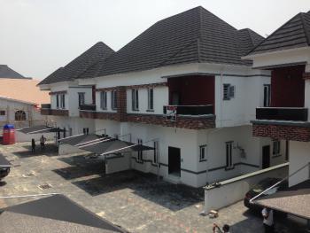 Daniels Garden, Before Chevron, Osapa, Lekki, Lagos, Semi-detached Duplex for Sale