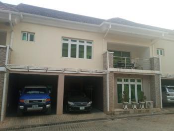 3 Bedroom Terrace Duplex with Bq, Hassan Musa Katsina Street, Asokoro District, Abuja, Terraced Duplex for Rent
