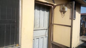 Spacious One Roomself Contained, Apata Street Okeira, Ogba, Ikeja, Lagos, Self Contained (single Rooms) for Rent