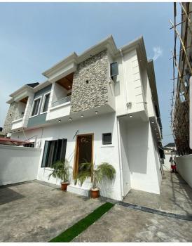 4 Bedroom Semi Detached Duplex in Lekki 7apr12, Osapa, Lekki, Lagos, Semi-detached Duplex for Sale