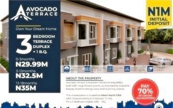 Avocado Terraces, Gra, Isheri North, Lagos, Terraced Bungalow for Sale