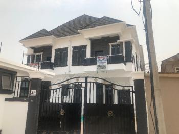 4 Bedroom Semi Detached Duplex, Oral Estate, Ikota, Lekki, Lagos, Semi-detached Duplex for Sale
