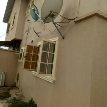 Story Building, By Community Road Ago Okota, Ago Palace, Isolo, Lagos, House for Sale