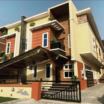 Brand New 4 Semi-detached Duplex, Off Orchid Hotel Road, Lafiaji, Lekki, Lagos, Semi-detached Duplex for Rent