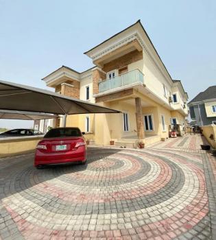 Nicely Built 4 Bedroom Semi-detached Duplex, Megamound Estate, Ikota, Lekki, Lagos, Semi-detached Duplex for Rent