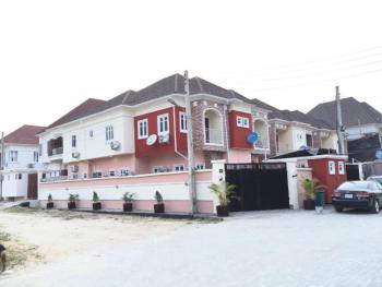 4-bedroom Semi Detached Duplex with a Room Servant Quarter, Westend Estate, Ikota, Lekki, Lagos, Semi-detached Duplex for Sale