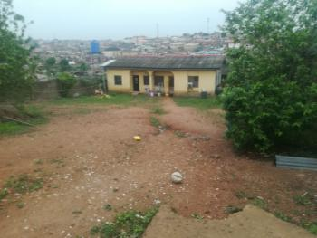 a Corner Piece Parcel of Land Measuring 650sqm with a 2br Bungalow, Close to Obawole-haruna Bridge, Ogba, Ikeja, Lagos, Residential Land for Sale