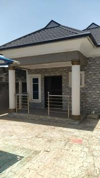 with C of O 4 Bedroom Detached Bungalow with 2 Living Room, Off Ebute/igbogbo Road, Ikorodu, Lagos, Detached Bungalow for Sale
