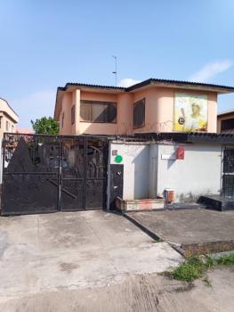 4 Bed Room House with 2 Parlors and a Bq, 1st Avenue, Festac, Isolo, Lagos, Detached Duplex for Sale