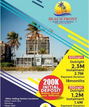 Estate Land Government Approved, Eleko Junction. 5minutes Away From Amen Estate Dry, Eleko, Ibeju Lekki, Lagos, Residential Land for Sale