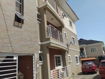 Spacious 3 Bedroom Flat, Cannan Estate Before Blenco Supermarket, Ajah, Lagos, Flat for Rent