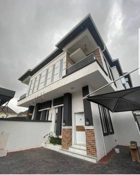 Well-built 4 Bedroom Detached Duplex with a Bq., Chevron, Lekki, Lagos, Detached Duplex for Sale