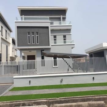 Beautifully Finished 5 Bedroom Detached House with Bq, Pinnock Beach Estate, Lekki, Lagos, Detached Duplex for Sale