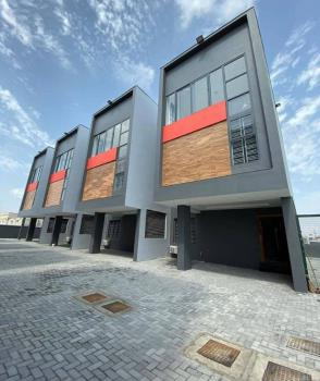 Nice 4 Bedroom Terrace Duplex, Ikate Elegushi, Lekki, Lagos, Terraced Duplex for Sale