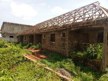 Uncompleted 2 Bedroom Block of Flats, Ohen Road Okhoromi Community Off Airport Road, Benin, Oredo, Edo, Block of Flats for Sale