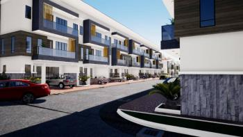 3 Bedroom Terrace (offplan), Ikate, Ilasan, Lekki, Lagos, Terraced Duplex for Sale