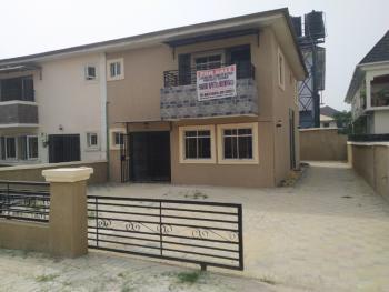 Brand New 3 Bedrooms Terraced Duplex, Mega Mound Estate, Lekki County Estate, Ikota, Lekki, Lagos, Terraced Duplex for Sale