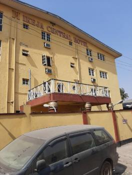 Well Functioning and Luxury Hotel, Obe Street, Adeniyi Jones, Ikeja, Lagos, Hotel / Guest House for Sale
