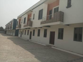 3 Bedroom Terrace Duplex with Bq, Bella Homes 1, Close to Chevron Toll Gate Axis, Lekki, Lagos, Terraced Duplex for Sale