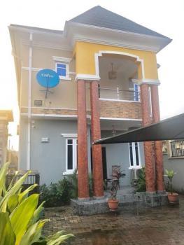 4 Bedroom Duplex House, Giwa Oke Aro After Fagba, Ifako-ijaiye, Lagos, Detached Duplex for Sale