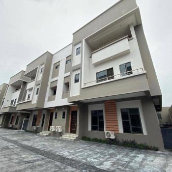 Nicely Built 5 Bedroom Terrace Duplex, Victoria Island (vi), Lagos, Terraced Duplex for Sale