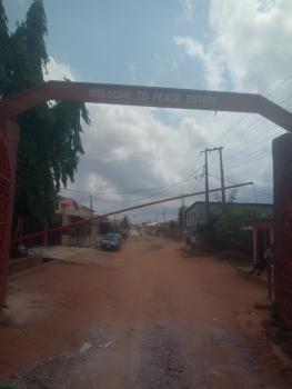 Standard and Complete Half Plot of Land in a Very Cool Estate, Hilltop Estate Abesan Extention, Aboru-ipaja Road, Alimosho, Lagos, Residential Land for Sale