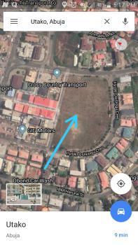 2.2 Hectares, Utako, Abuja, Mixed-use Land for Sale