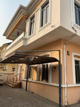 Luxurious 5 Bedrooms Duplex with a Room Bq with C of O (negotiable), Osapa London, Lekki., Osapa, Lekki, Lagos, Detached Duplex for Sale