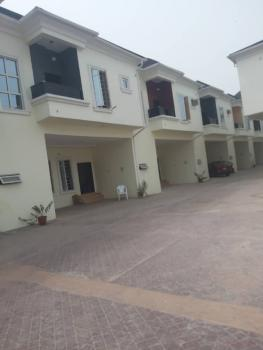Brand New Luxury 4 Bedroom Terrace Duplex, Chevron Drive, Lekki, Idado, Lekki, Lagos, Terraced Duplex for Rent