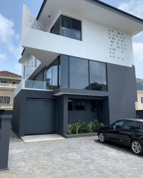 Amazing 4 Bedroom Detached Duplex with 2 Rooms Bq, Banana Island, Ikoyi, Lagos, Detached Duplex for Sale