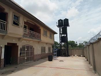Nearly Built 3bedroom  Flat with 4toilets, Thinkers Corner, Enugu, Enugu, Mini Flat for Rent