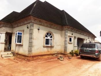 Luxury 4 Bedrooms Bungalow, Off Sapele Road Behind Winners, Benin, Oredo, Edo, Detached Bungalow for Sale