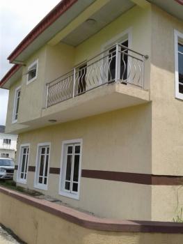 Brand New Complete Detached 4 Bedrooms Duplex, Pearl Garden Estate Directly Behind Shoprite, Sangotedo, Ajah, Lagos, Detached Duplex for Sale