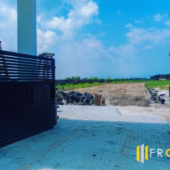 The Frontline Luxury Dry Land in a Modern Arena with Facilities, Land in Gated Environment with C of O,not Far From Expressway,bogije, Lekki, Lagos, Mixed-use Land for Sale