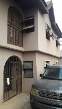 Block of 4 No. 3-bedroom Flats, Off Charity Road, Abule-egba, Lagos, Abule Egba, Agege, Lagos, Block of Flats for Sale