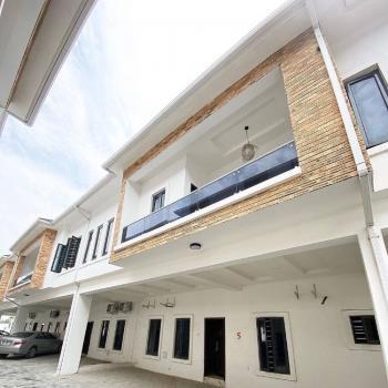 Brand New 4 Bedroom Terrace Duplex, Orchid Road, Lekki, Lagos, Terraced Duplex for Sale