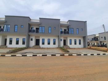 Newly Built 3 Bedroom Duplex + Bq, Sunnyvale Garden  Estate, Lokogoma District, Abuja, Terraced Duplex for Sale
