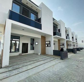 4 Bedroom Terrace Duplex with 5 Years Payment Plan, Lekki Palm City, Ado, Ajah, Lagos, Terraced Duplex for Sale