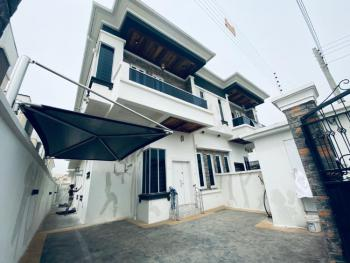 Brand New 4-bedroom Semi-detached House with Bq, Ikota, Lekki, Lagos, Semi-detached Duplex for Rent