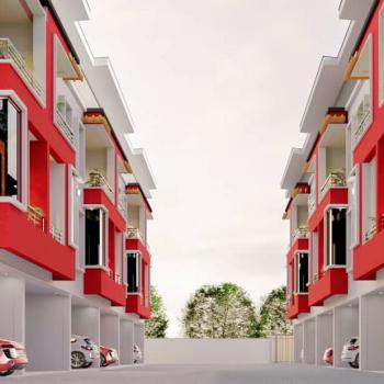 Affordable Luxury 4 Bedroom Apartment, Bella Courts, Ikate Elegushi, Lekki, Lagos, Semi-detached Duplex for Sale