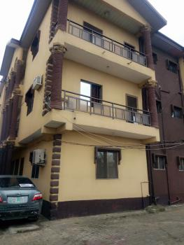 a 3 Bedroom Upstairs Apartment with & a Personal Meter, Very Close to Blenco Super Market Ado Road, Ado, Ajah, Lagos, Flat for Rent