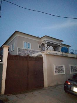 a 2 Bedroom Upstairs Apartment with a Personal Meter, Iyabus Plaza, Close to Blenco Super Market, Ado, Ajah, Lagos, Flat for Rent