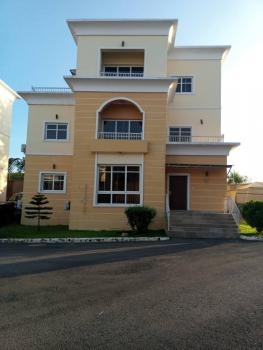 5 Bedroom Detached Duplex with a Room Bq, Asokoro District, Abuja, Detached Duplex for Sale