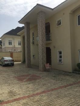 Top Notch Four-bedroom Terrace Duplex with Bq, Katampe Extension, Katampe, Abuja, Terraced Duplex for Rent