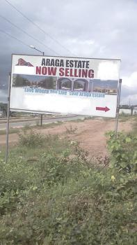 Purchase and Own Plots of Lands at a Fast Developing Estate, Araga  Estate,it Is Few Metre From The New Fire Station, Epe, Lagos, Land for Sale