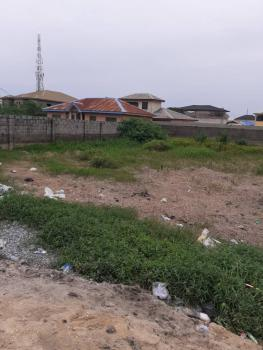 Full Plot of Land, Seaside Estate Close to Estate Gate Badore Ajah, Badore, Ajah, Lagos, Residential Land for Sale