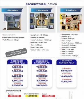 Luxury Affordable Apartments, Queens Home Close to Redemption Camp, Mowe Ofada, Ogun, Self Contained (single Rooms) for Sale